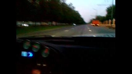 Vaz 2110 turbo Vs Evo 6