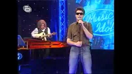 Music Idol : Иван Ангелов
