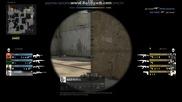 Cs Go Dust 2 / 4 kill awp