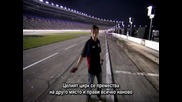 Top Gear - Ричард в Наскар [bg Subs]