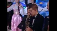 Новогодишно народно веселие на Grand за 2013 Svetlana Tanasic, Suzana Jovanovic i Adil