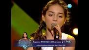 Елеонора Димитрова - Големите надежди 1/4-финал - 07.05.2014 г.