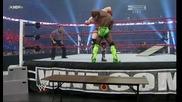 Wwe Extreme Rules 2011 Част 4/15 Hd