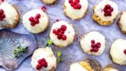 Сладки възвишения с бял шоколад и горски плодове | Рейчъл Ку | 24Kitchen