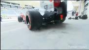 F1 Гран при на Бахрейн 2013 - избрани моменти от Fp1 [hd]