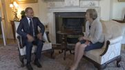 UK: PM May discusses Brexit-process with Donald Tusk