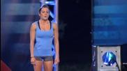 Първата жена победител на финала на American Ninja Warrior
