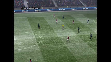 Хубав гол на Стенли срещу Арсенал
