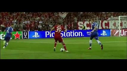 Много красиво изпълнение на Ribery !!