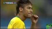 12.06.14 Бразилия - Хърватия 3:1 *световно първенство Бразилия 2014 *