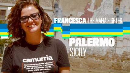 Anti-Hate Warrior: How Francesca is outing the mafia