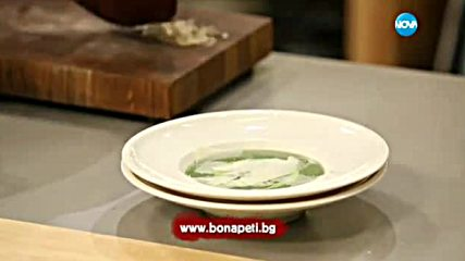 Картофена супа с коприва и пюре от грах - Бон Апети (20.04.2016)