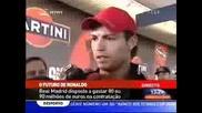 Cristiano Ronaldo Interview 2008