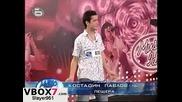 Кастинг за Music Idol 2 (Пловдив):Костадин Павлов  28.02.2008 High Quality