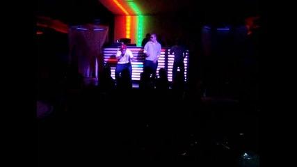 Live koncert na Igrata + Bebo, Bouty i Pesho malkia