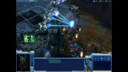 Starcraft2 Gameplay Video+субтитри Part2