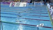 Младежки олимпийски игри 2010 - Плуване 50 метра бруст мъже Финал