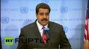 USA: Maduro prompts UN to form commission on Venezuela-Guyana border dispute