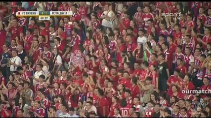 Байерн Мюнхен - Валенсия 4:1