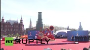 Russia: Moscow clock begins 1,000-day countdown to FIFA WC 2018