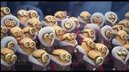 Minions Official Trailer #1 (2015) - Despicable Me