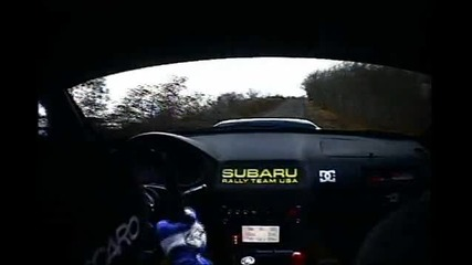 Зад волана с Ken Block и Subaru