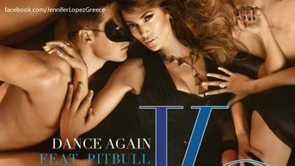 Jennifer Lopez ft. Pitbull - Dance Again New Song 2012
