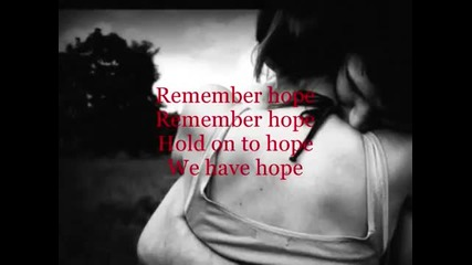 Helio - To Write Love On Her Arms (lyrics)