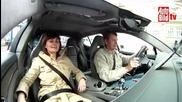 Най - бързото такси в света - Porsche Panamera Turbo