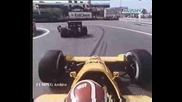 Detroit with Piquet - 1988г.