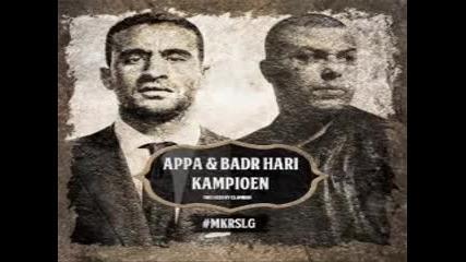 Badr Hari - Kampioen (prod. By El Amrani)