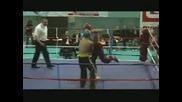 kick boxing Атанас Вълев Ск Аякс Бургас - Тоби