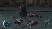 Assassin's Creed 3 - Трепем червени мундири