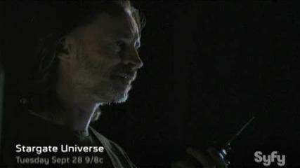Stargate Universe - 2x01 - Intervention Sneak Peek