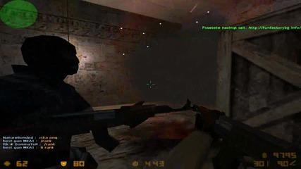 Counter-strike 1.6 Non-steam Gameplay