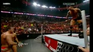 Wwe Raw 1.3.2010 Randy Orton vs Ted Debiase part 2