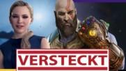 Versteckt: Eastereggs in modernen Games