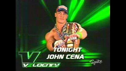 john cena and the trademarc - my time is now