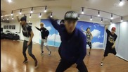 Exo - Growl ( Dance Practice ) Korean Ver.