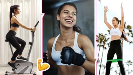 Забавни и топят мазнини: Топ тренировките, които ще са на мода тази есен