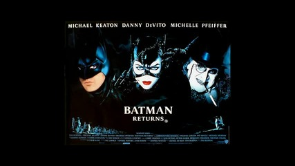 Batman Returns Soundtrack - 9. Batman Vs. The Circus