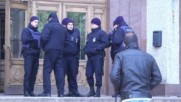 Ukraine: Nationalists storm Ukrainian Choice meeting in Nikolayev