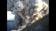 Неочаквано изригване на вулкан в Masaya