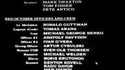 На лов за Червения Октомври (синхронен екип, дублаж на Нова телевизия на 18.07.2009 г.) (запис)