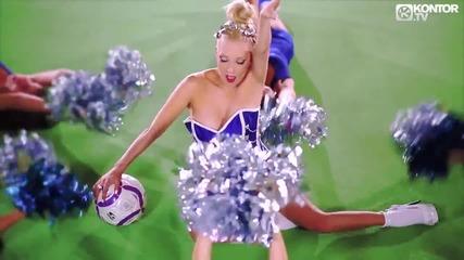 Carolina Marquez feat. Pitbull & Dale Saunders - Get On The Floor (vamos Dancar) (official Video Hd)