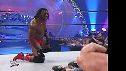 Booker T vs. John Cena – United States Title Best of Five Series Match 1: SummerSlam 2004 (Full Match)