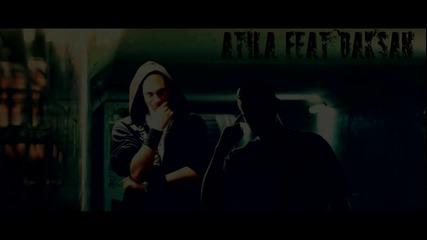 Atila feat. Daksan - От Сърцето До Следващото