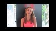 Кристина Дончева на кастинг X Factor Бургас