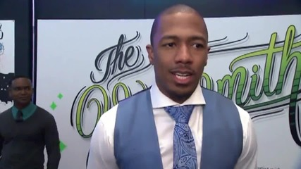 "Nick Cannon Claims ""Aliens Ate My Homework"""