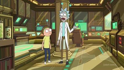 Rick and Morty s02e06